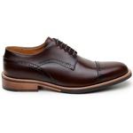 Sapato Casual Masculino Derby CNS 14917102 Tostado