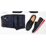 Sapato Casual Masculino Loafer CNS Broadway 10 Marinho
