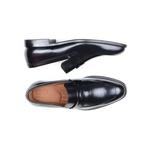 Sapato Social Masculino Mocassim CNS Houston 08 Preto