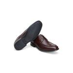 Sapato Casual Masculino Derby CNS 14021 Café