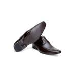 Sapato Social Masculino Derby CNS Cliver 01 Café