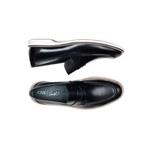 Sapato Casual Masculino Mocassim CNS 301023 Preto
