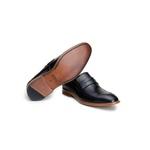 Sapato Casual Masculino Mocassim CNS Houst 12 Preto