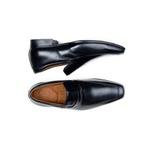 Sapato Social Masculino Mocassim CNS Air Plus 07 Preto