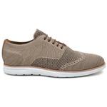 Sapato Casual Masculino Oxford CNS Teartec 06 Bronze