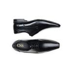 Sapato Social Masculino Derby CNS 77950 Preto