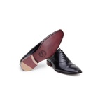 Sapato Social Masculino Oxford CNS 109201 Preto
