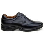 Sapato Social Masculino Derby CNS 71461 Preto