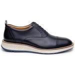 Sapato Casual Masculino Oxford CNS Foster 02 Preto