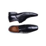 Sapato Social Masculino Derby CNS Air Plus 08 Preto