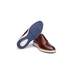 Sapato Casual Masculino Derby CNS 384002 Whisky