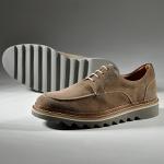 Sapato Casual Masculino Derby CNS 395010 Ginger