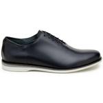 Sapato Casual Masculino Wholecut CNS 163090 Preto