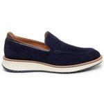 Sapato Casual Masculino Loafer CNS 384033 Azul