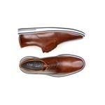 Sapato Casual Masculino Derby CNS 176044 Conhaque