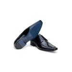 Sapato Social Masculino Derby CNS VET 129 Preto