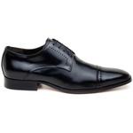Sapato Social Masculino Derby CNS Robu 46 Preto