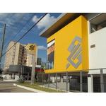 Chapa De Acm Coberchapas Amarelo Brilho 3mm 122 x 500