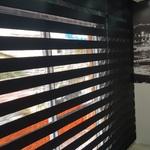Persiana Rolo Double Vision Preta 160 (l) X 225 (a) Pronta