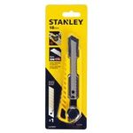 Estilete 18mm com guia de aço e trava automática Stanley STHT10276