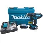 Parafusadeira/Furadeira de Impacto a Bateria 18V Li-Ion Motor 4'' MAKITA - DHP482RAE