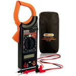 Alicate Amperímetro Digital BHF1863 - Bestfer