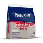 Argamassa Refratária 4Kg - PortoKoll