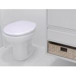 Assento Sanitário Almofadado TPK/AS*BR1 - Astra