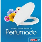 Assento Sanitário Almofadado/Perfurmado TPKP*BR1 - Astra