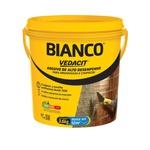 Bianco 3,6Kg Adesivo Para Argamassas E Chapiscos - Vedacit