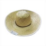 Chapéu De Palha Grande Tipo 306 Videira