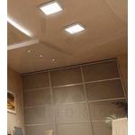 Luminária Plafon Quadrada De LED 12W - Avant