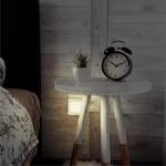 Luminária Noturna De LED KI01 0,5W Onda - Kian
