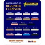 Rejunte Flexível Fortaleza - Saco 1Kg (Várias cores)