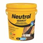 Neutrol À Base De Água Balde 18 Litros - Vedacit