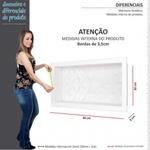 Nicho Em Mármore Sintético Com Spot (LED) 60X30cm - Cozimax
