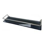 Porta Shampoo Com Aro 50cm Fumê - Balibox