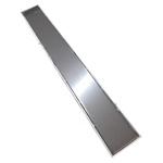 Ralo Linear Com Tampa Fechada E Coletor 6cm X 50cm Seca Box