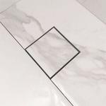 Ralo Oculto Seca Piso Em Inox - 3 Tamanhos