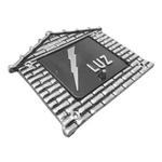 Visor Para Relógio De Luz Prata Nº16 18cmX19cm - Fortral