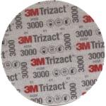 3M Hookit Lixa Disco Trizact P3000 6