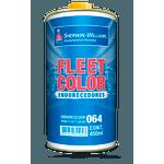 Catalisador 064 para Esmalte PU 0,450ml Fleet Color - Lazzuril