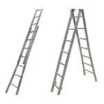 Escada Extensiva De Alumínio 12 Degraus - Ágata