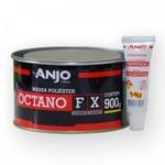 Massa Poliester 900g Octano FX - Anjo