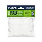 Pad Refil 120MM 4'' Recortes e Acabamentos - Atlas 750/35