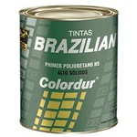 Primer PU Cinza HS SUPER 800ml - Brazilian