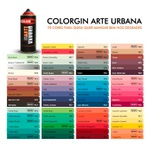 Tinta Spray Arte Urbana (Escolha a Cor) 400ml - Colorgin