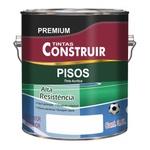 Tinta Piso Acrilica Fosco Construir 3,6L (Escolha Cor)