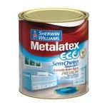 Esmalte Metalatex Eco Acetinado Branco 900ml