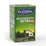 Tinta Acrílica Fosco Eucatex Rendimento Extra 18L - (Escolha Cor) *